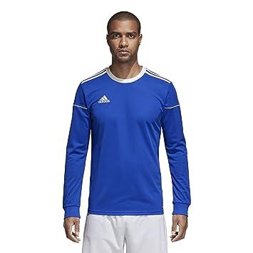 Amazon.com   adidas Mens Squadra 17 Long Sleeve Jersey   Clothing c1fd26546