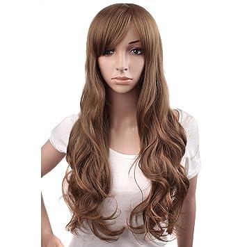Amazon.com : Wigs For Women Heat Resistant
