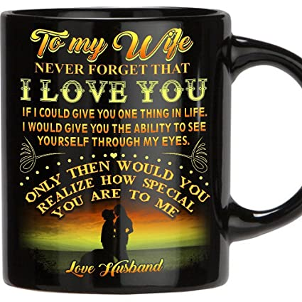 Amazon teravex designed gifts for wife to my wife never teravex designed gifts for wife to my wife never forget that i love you solutioingenieria Image collections