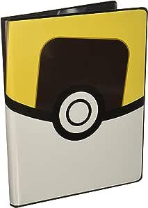 Croftminster Pokemon Ultraball 9PKT Portfolio Accessories