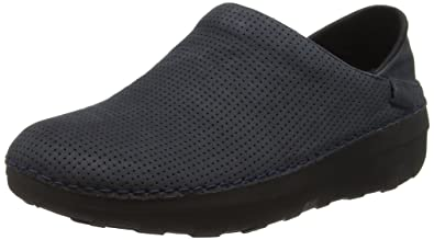 c6a2340a5fa Fitflop Women s Superloafer (Nubuck) Loafers  Amazon.co.uk  Shoes   Bags
