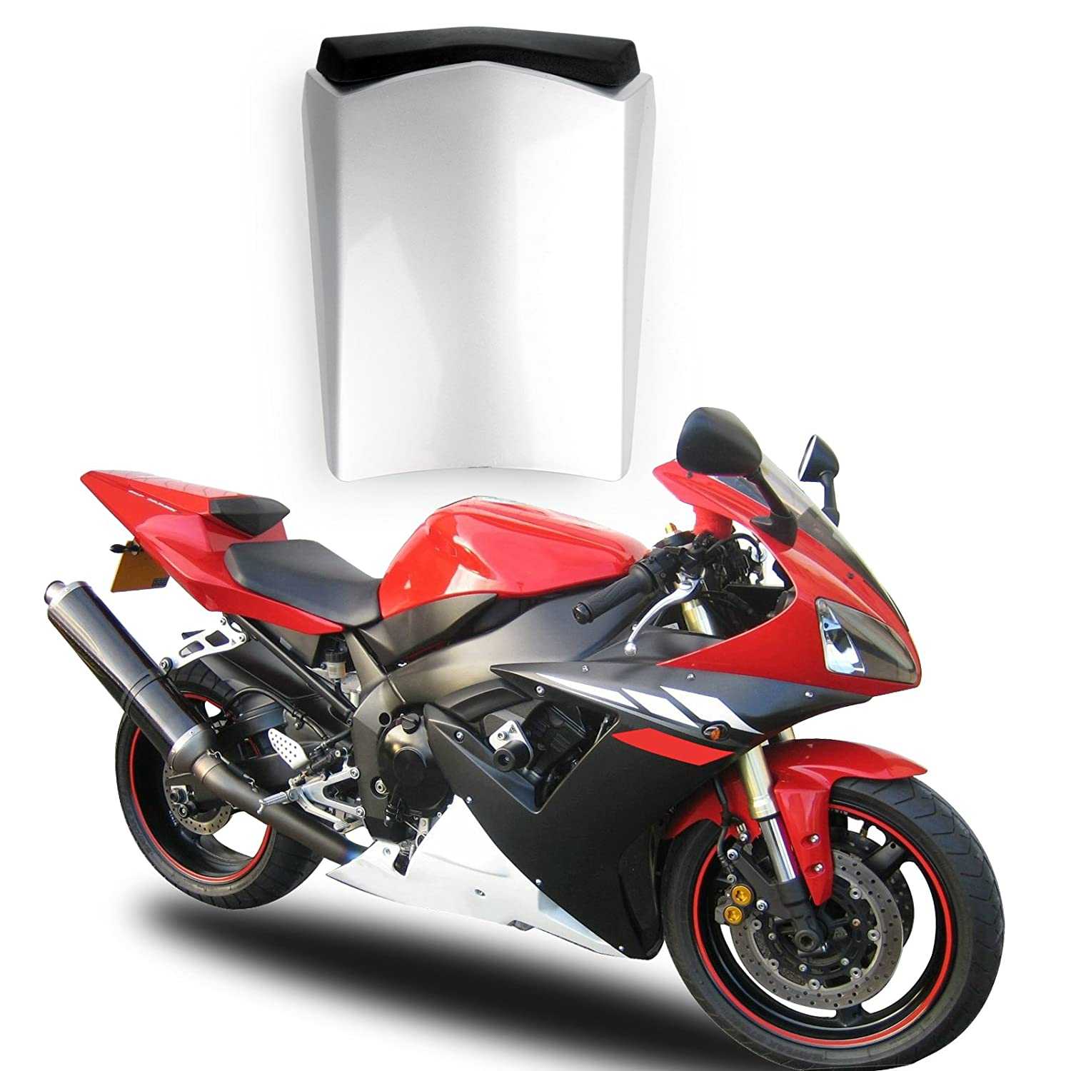Areyourshop Rear Seat Fairing Cover cowl For Yamaha YZF R1 2002-2003