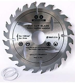 Disco de corte de madera para amoladora angular de 115 mm y 125 mm, hoja