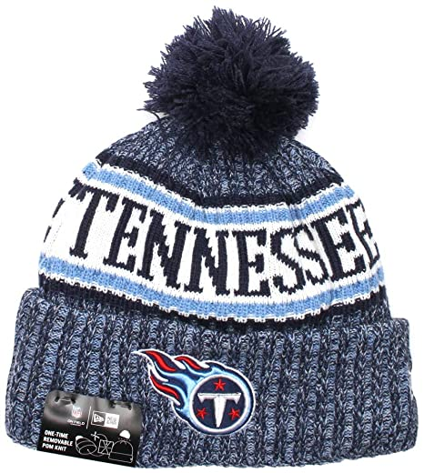 864047833 Amazon.com   New Era Tennessee Titans NFL On Field 18 Sport Knit ...