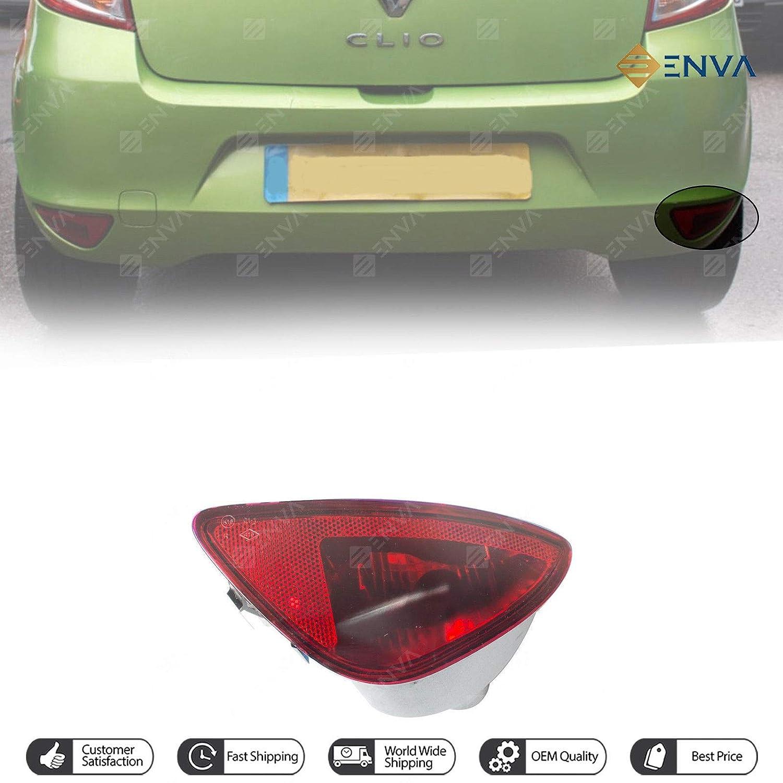 Right Hand Side Rear Fog Light Reflector 8200776121/8200776054 ENVA