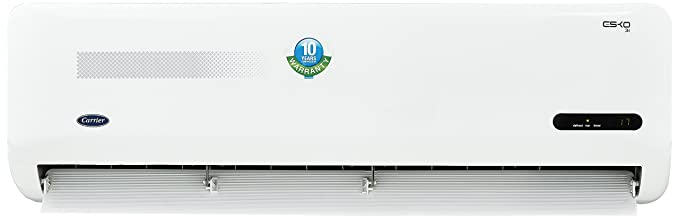 Carrier 2 Ton 3 Star Inverter Split AC (Copper, Esko Inverter CAI24EK3B8F0, White)