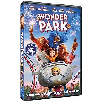 Amazon com: Wonder Park: Sofia Mali, Jennifer Garner, Ken