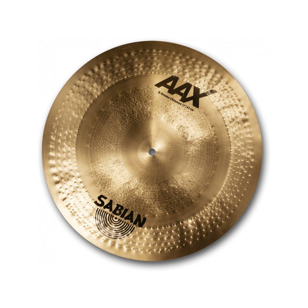 Sabian 21786XB 17-Inch AAX X-Treme Chinese Cymbal - Brilliant Finish Sabian Inc.