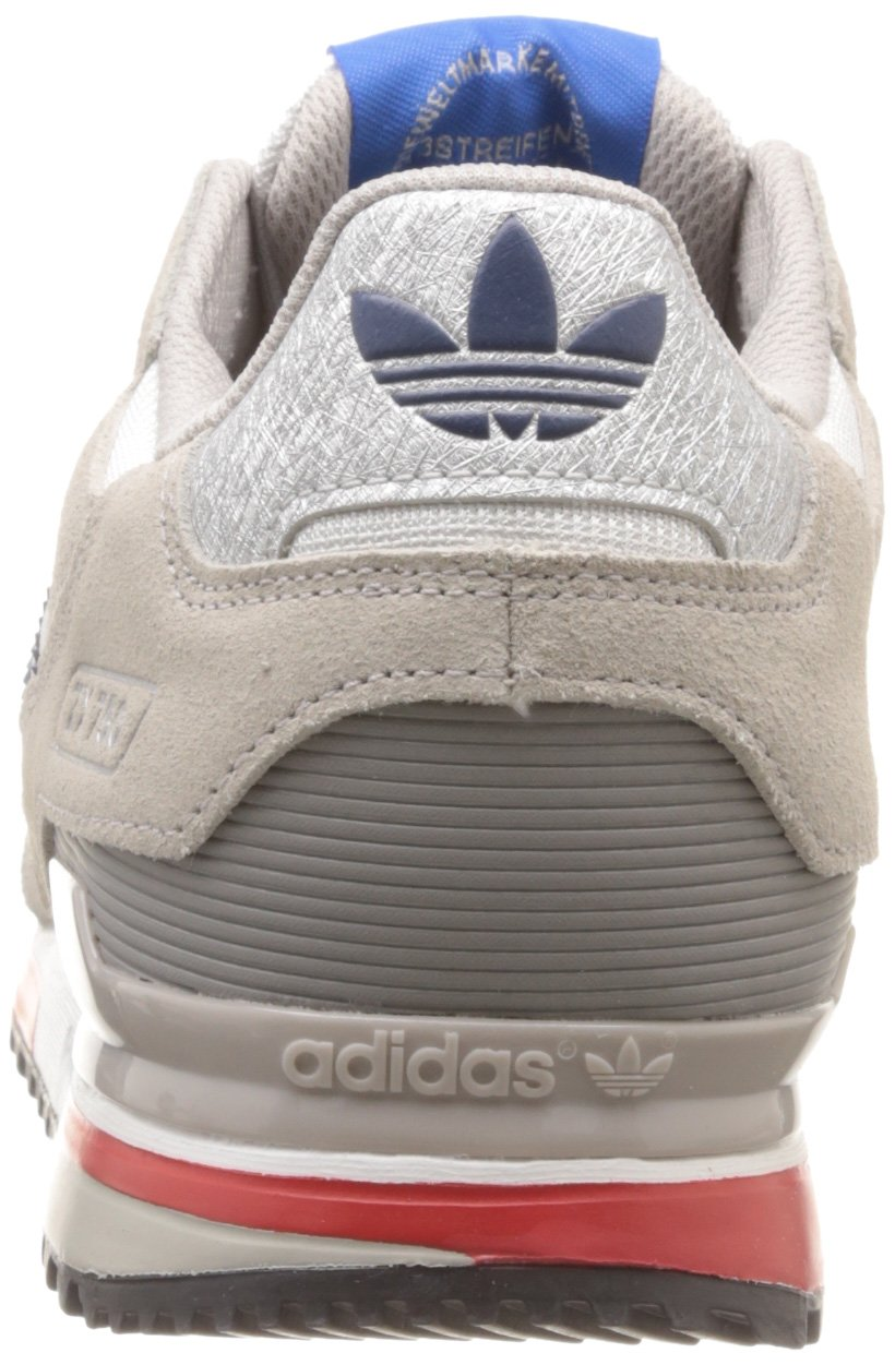 new product 67927 fac12 Adidas Originals Mens ZX 750-1 Trainers G96724 Chrome ST Dark Slate Running  White FTW, Chrome ST Dark Slate Running White FTW, 10.5 AU  Amazon.com.au   ...