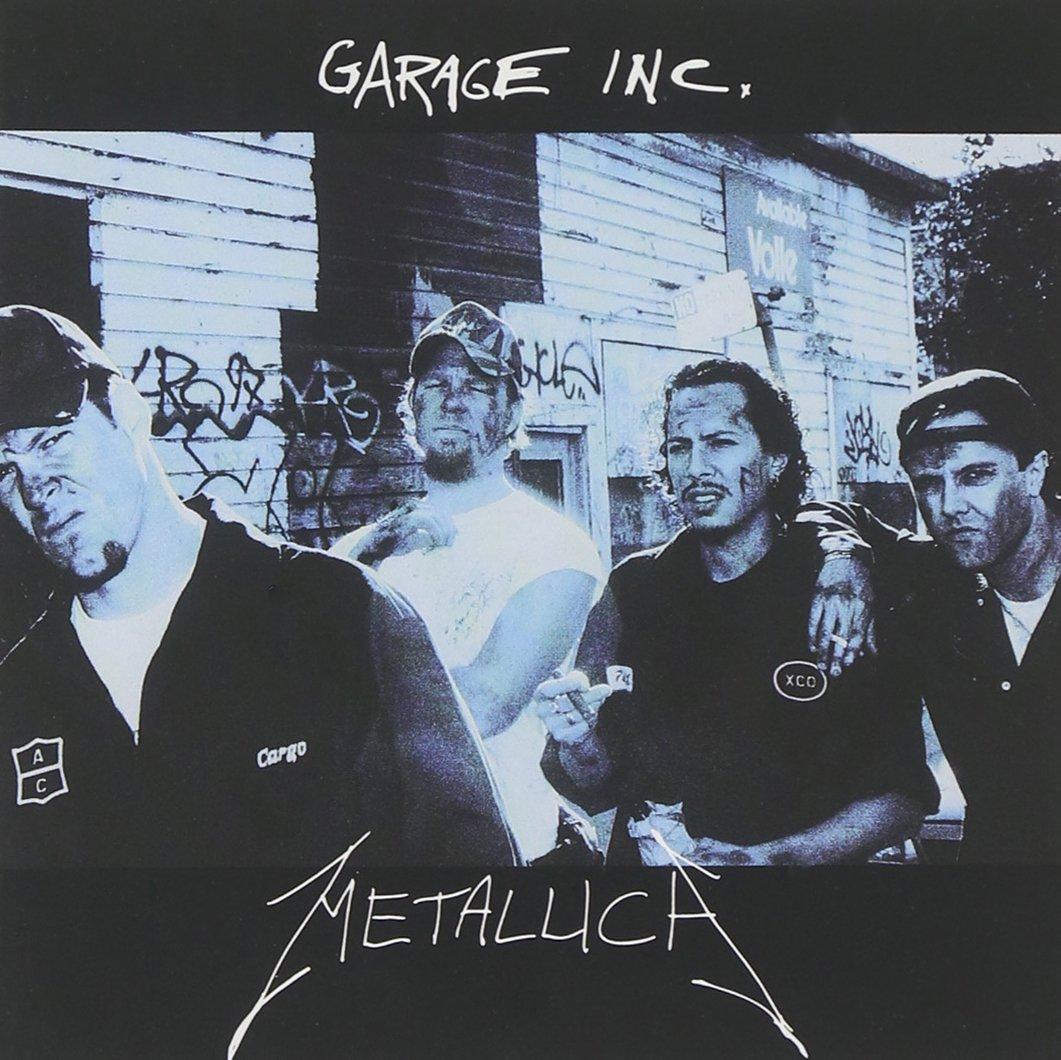 Metallica Garage Inc Amazon Com Music