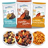 Youtopia Snacks Delicious 130-calorie Snack Packs, High-Protein Low-Sugar Low-calorie Gluten-free GMO-free Healthy…