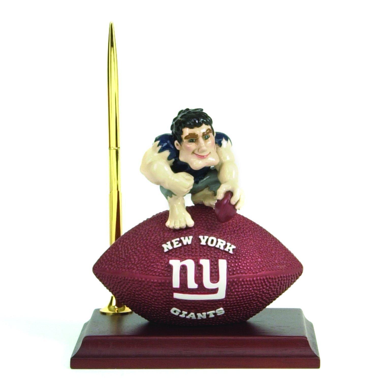 New York Giants Mascot Desk Set Scottish Christmas 17830 Holiday Gifts