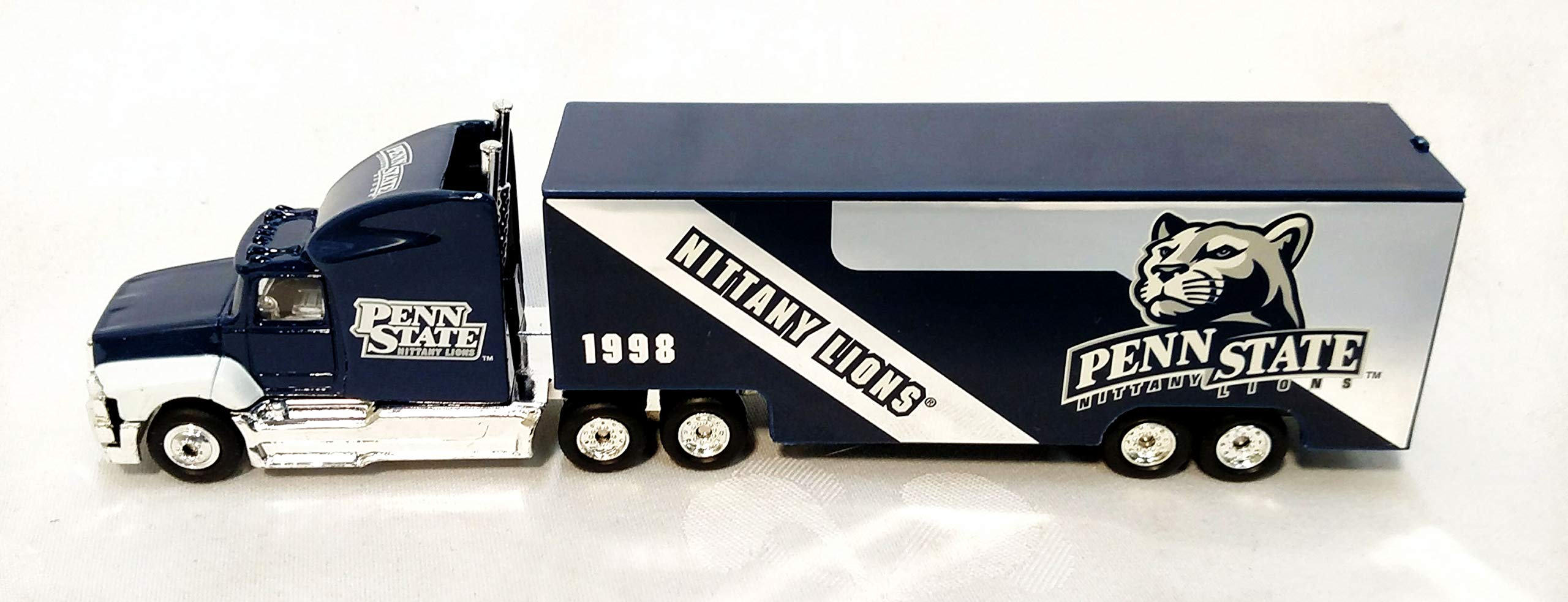 University of Penn State Nittany Lions 1998 Limited Edition Die Cast Tractor Trailer