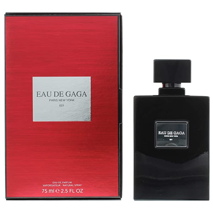 Amazon.com: Lady Gaga Eau de Parfum spray, 2,5 onzas ...