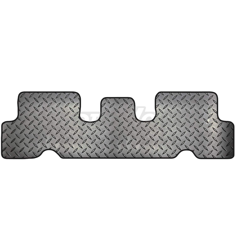 Citroen C4 Picasso 2013 to 2018 Tailored 3 Piece Rubber Car Mat Set 2 Clips