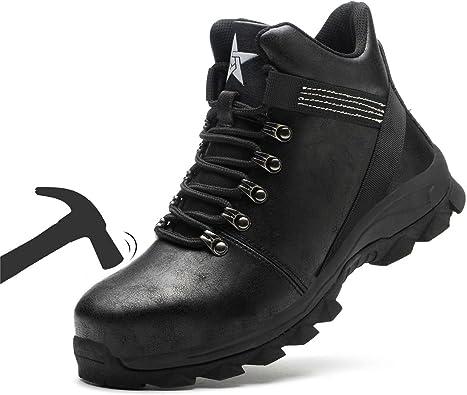U-lite Steel Toe Safety Work Shoes
