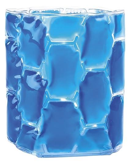 IBILI 739700 Enfriador latas dispensador 2 U plástico Azul 12 x 2 x 10 cm