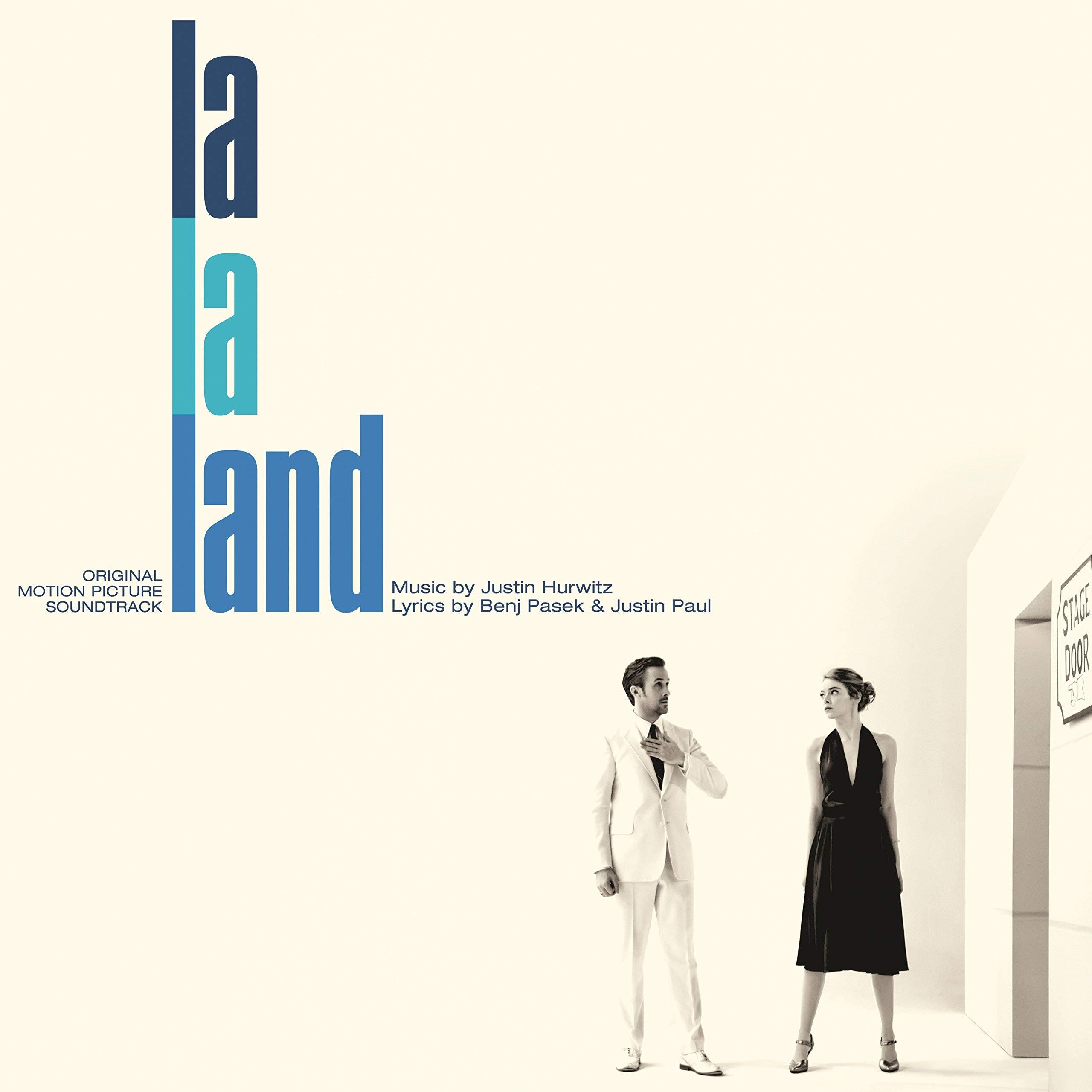 La La Land: Original Motion Picture Soundtrack [LP] by Interscope
