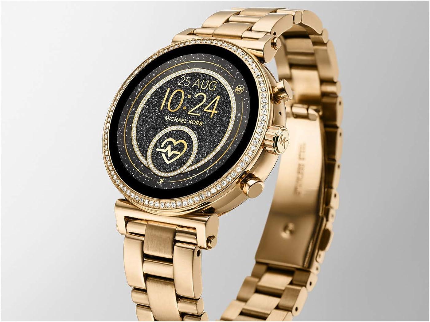 Michael Kors Smartwatch Pantalla táctil para Mujer de Connected ...
