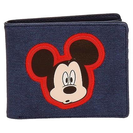 Disney Mickey Mouse Parches Billetera Monedero Bolsillo ...