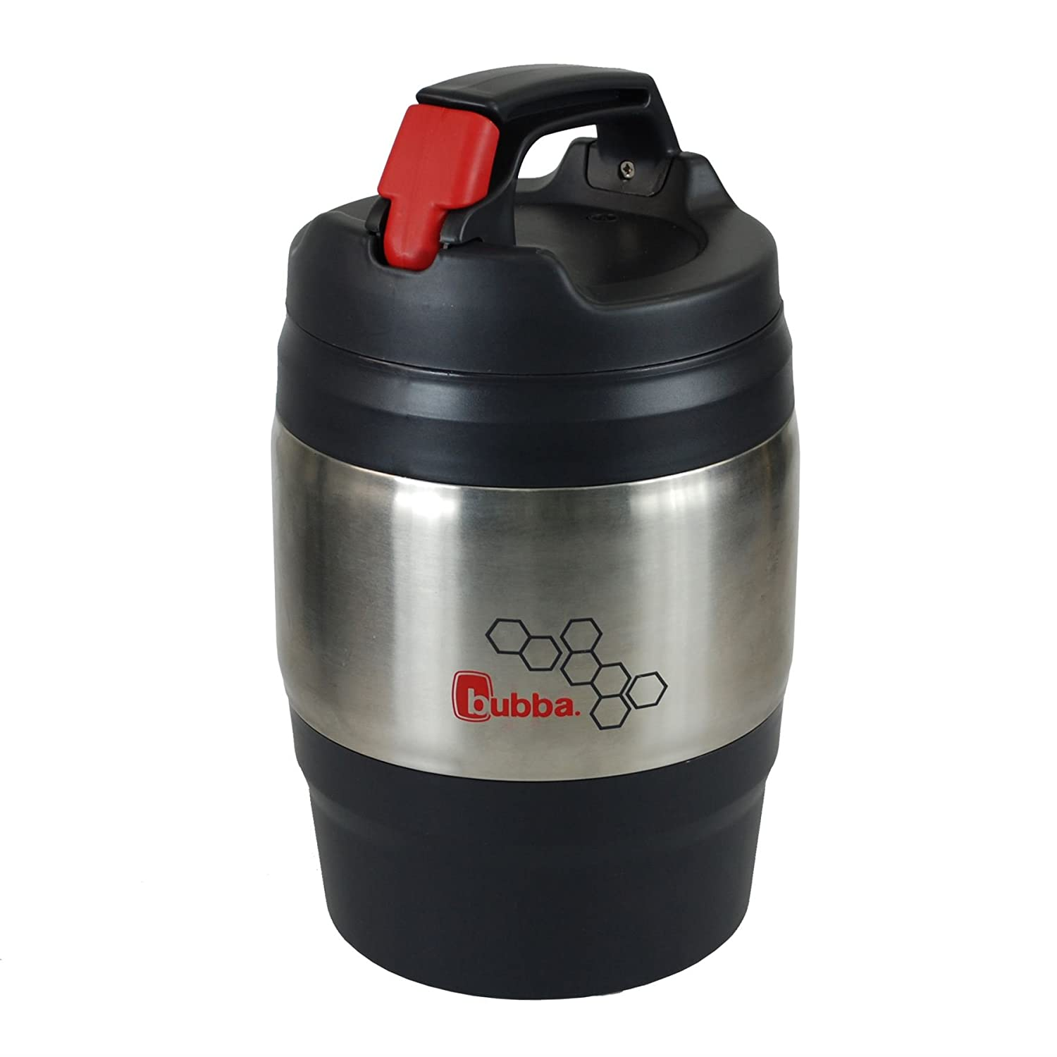 Bubba® 1L (34oz) Thermos Insulated Classic Drinks Keg Mug Travel Container - Keep Cool Drinks Cold and Hot Drinks Hot for Hours!