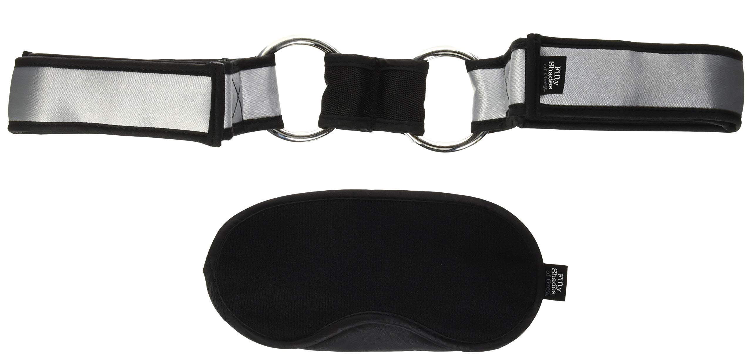 Fifty Shades Promise To Obey Arm Restraints by Lovehoney