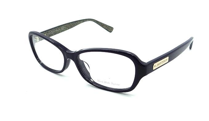 Amazon.com: Jimmy Choo Rx Eyeglasses Frames JC 112/F EN9 53-14-140 ...