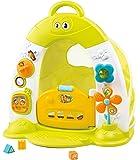 Smoby Toys, 110400, Cotoons Maison D'éveil, Tente pliable, Activités Mécaniques et Electroniques, + Piles Incluses