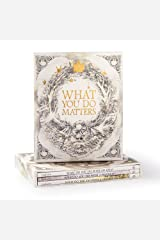 What You Do Matters Boxed Set — Featuring all three New York Times best sellers (What Do You Do With an Idea?, What Do You Do With a Problem?, and What Do You Do With a Chance?) Hardcover