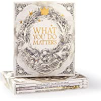 What You Do Matters Boxed Set - Featuring all three New York Times best sellers (What Do You Do With an Idea?, What Do…