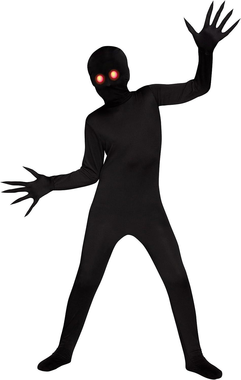 Fade Eye Shadow Demon Skin Suit Child Costume