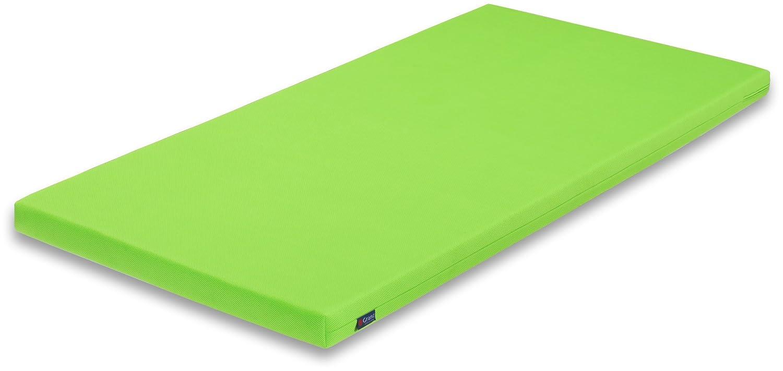 グランツ カラーメッシュマットレス Sサイズ グリーン 国産 B00GNSCK7E