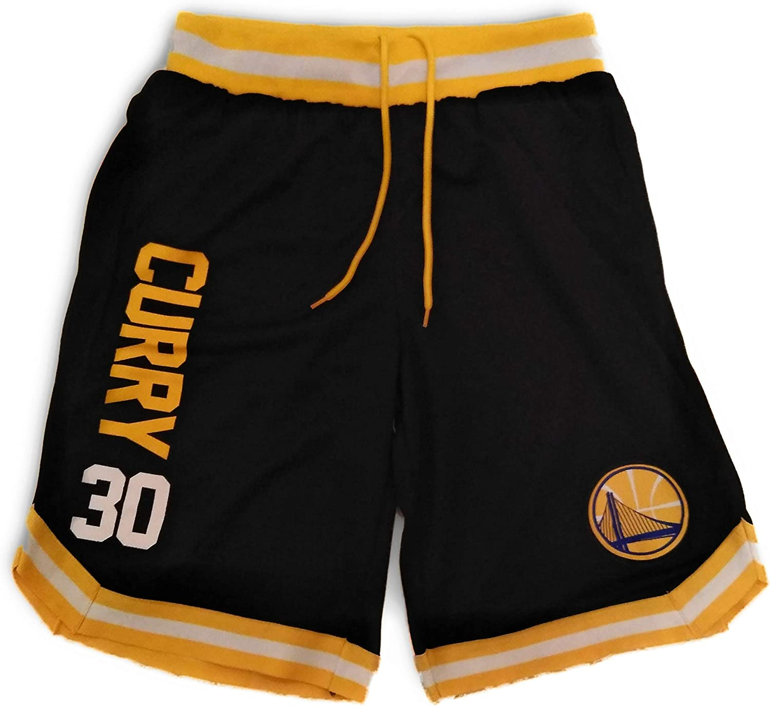 Golden State Warriors Steph Curry Jersey Shorts Large