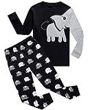 Amazon Price History for:Dolphin&Fish Boys Pajamas Elephant Little Kids Pjs Sets 100% Cotton Toddler Sleepwears