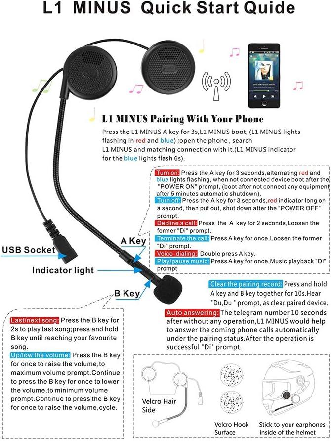 Casque Moto Int/égral Bluetooth Casque De Course Casque Cromwell Casque /À Rabat Modulaire Jet /À Miroir Double NBZH Casque Bluetooth Moto Certification D.O.T S, M, L, XL