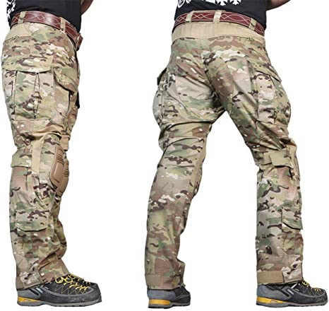 Paintball Equipment Hombres Airsoft Militar Combate BDU Uniforme ...