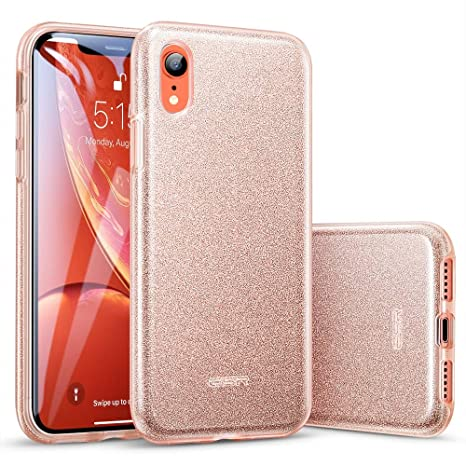 coque iphone xr silicone corail