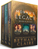 Morna's Legacy: Books 8, 8.5 & 9: Scottish, Time Travel Romances (Morna's Legacy Collections Book 4)
