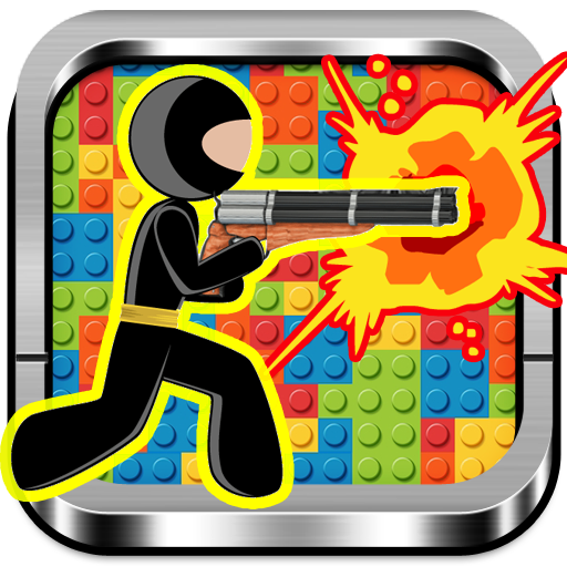 Stickman Fighting Adventure (Power Ranger Games Power Ranger Games)