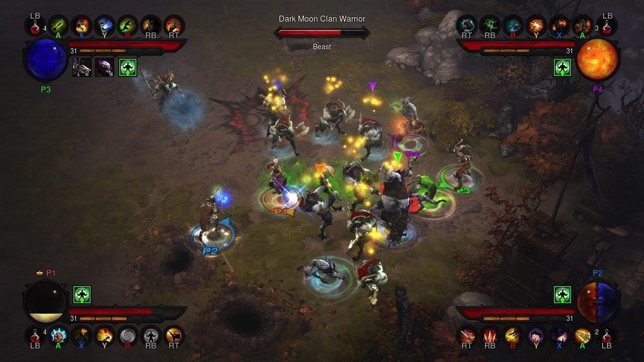 Activision Diablo 3, Xbox 360 - Juego (Xbox 360, Xbox 360, Soporte ...