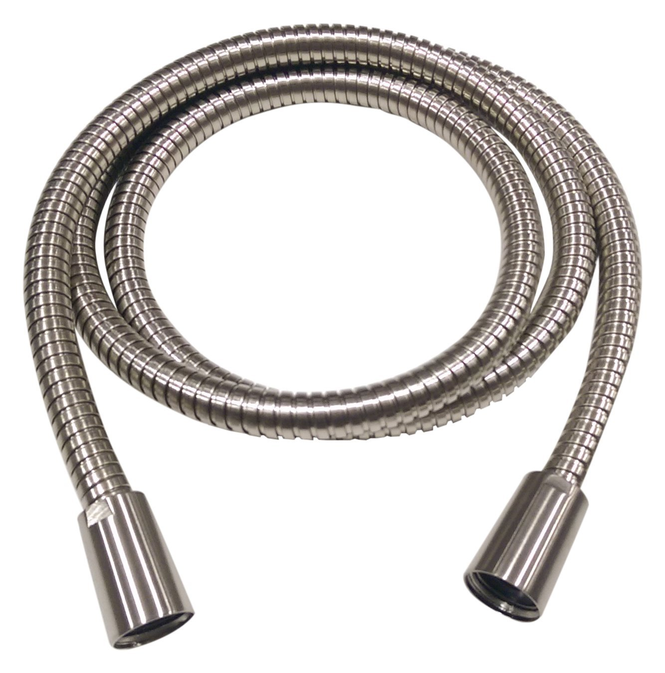 KOHLER K-9514-BN MasterShower 60-Inch Metal Shower Hose, Vibrant Brushed Nickel