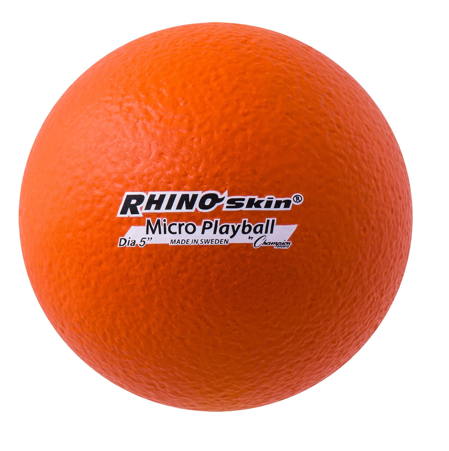 Champion Sports Rhino Skin Foam Micro Playball by Champion Sports