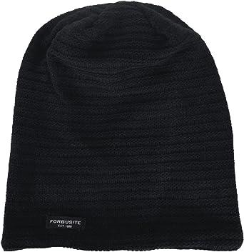 Soulcal HOMME Slouch Bonnet Beanie tricoté