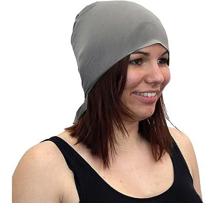 EMF Protection Headgear - Silver Elastic