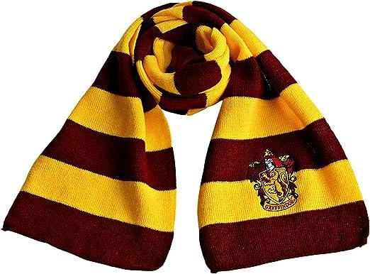 Bufanda de Harry Potter, bufanda de alta calidad de Gryffindor, un ...
