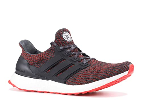 new products 04227 4cb78 adidas Men s Ultraboost, Black hi-res red Grey, ...