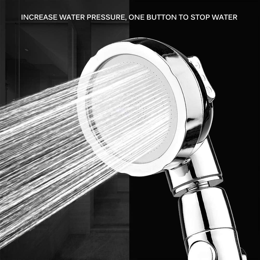 KangHS Ducha de mano/Cabezal de ducha de alta presión Ahorro de ...