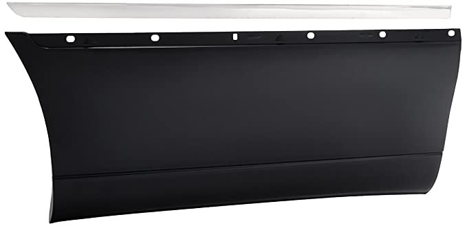 Unknown Partslink Number FO1707102 OE Replacement Lincoln Town Car Passenger Side Quarter Panel Side Molding