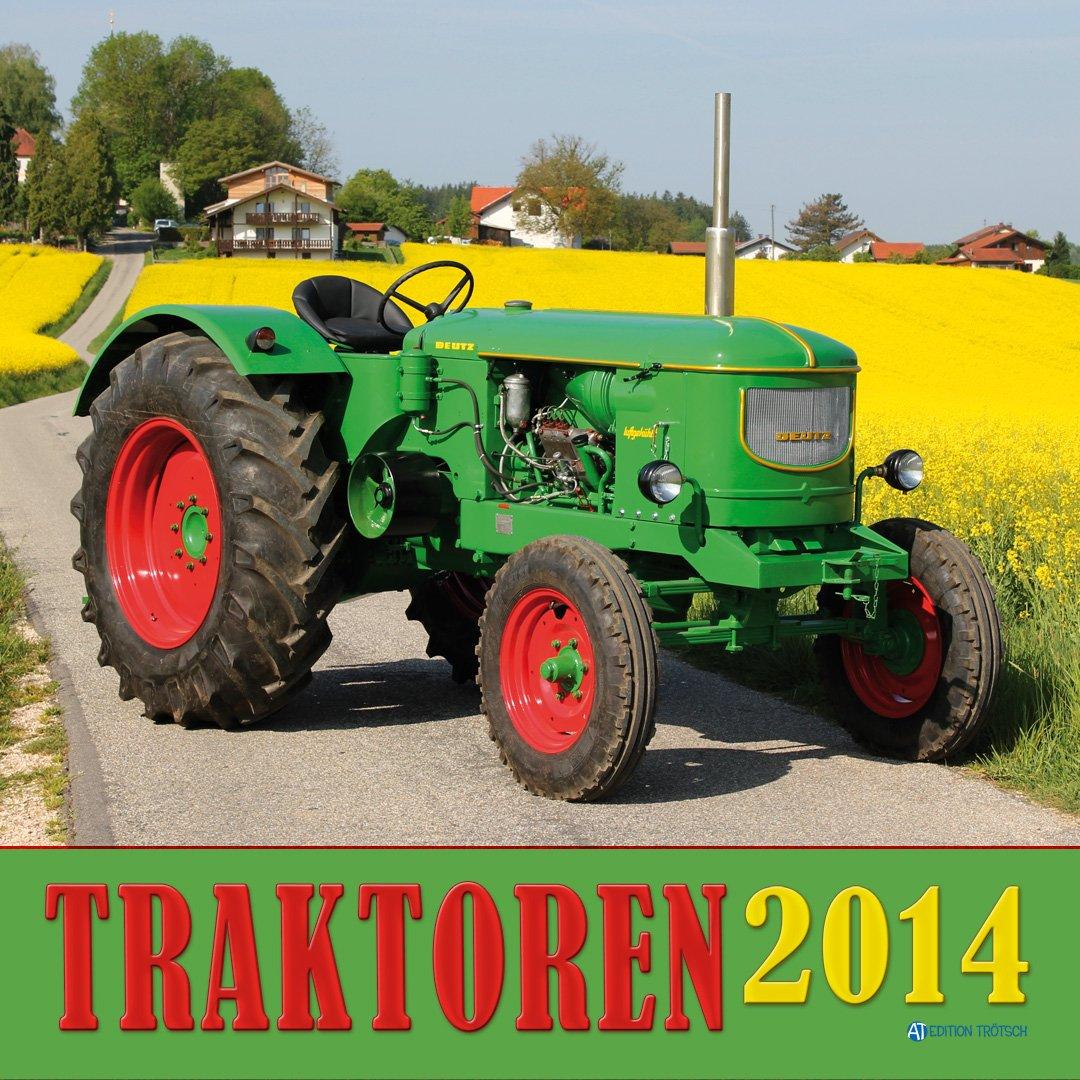 Technikkalender Traktoren 2014