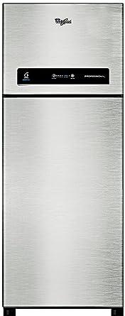 Whirlpool 405 L 2 Star Frost Free Double Door Refrigerator(PRO 425 ELT ALPHA STEEL (2S), Alpha Steel)